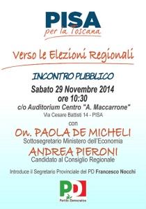 Verso le Regionali Incontro Pubblico Pieroni (1)